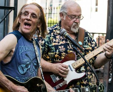 June 4 | (l-r) Crazy Eddie and Kankakee Mike