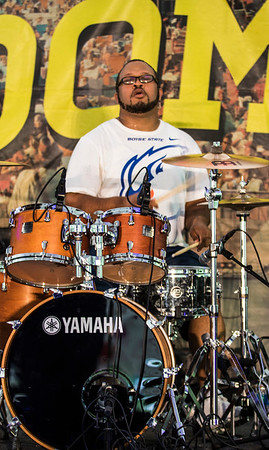 "Drummer (Christone ""Kingfish"" Ingram) 
