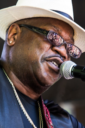 Big Bill Morganfield | Crossroads Stage