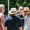 (l-r) Rick Kreher, Twist Turner (?), Johnny Burgin and Dick Shurman