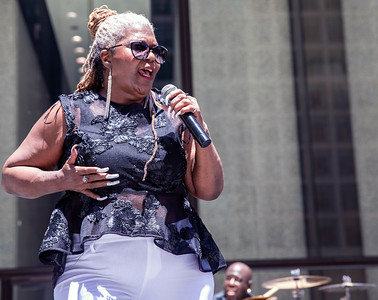 JUNE 4, 2018 @ Daley Plaza | Sharon Lewis Blues Band