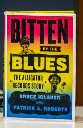 DAY 2: Bruce Iglauer's new memoir