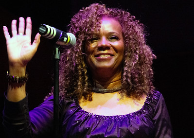 DAY 2: Backup singer for Leanne  Faine | Sanctified and Secular: Sisters in the Blues