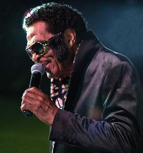 Boby Rush channeling Elvis