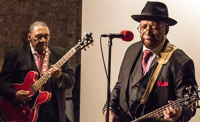 (l-r) John Watkins and Freddie Dixon