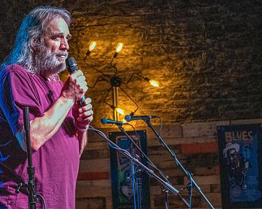 Steve Warrenfeltz, President of the Fox Valley Music Assn.