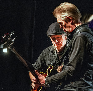 (l-r) Steve Kimock and Jack Casady | Hot Tuna Electric
