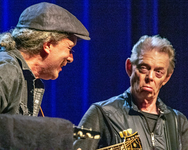 Steve Kimock (l) and Jack Casady | Hot Tuna Electric