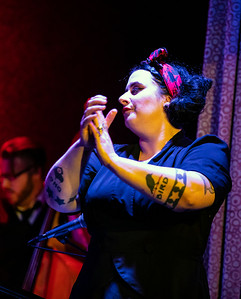 Davina Lozier | Davina and the Vagabonds