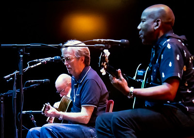 Eric Clapton (c)  | Eric Clapton's 2019 Crossroads Guitar Fest