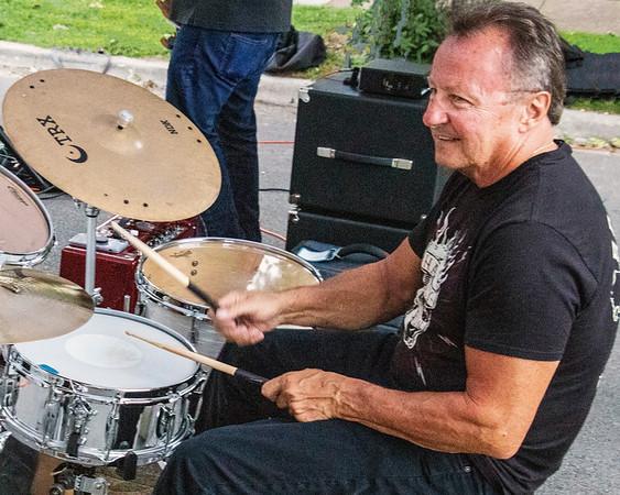 George Baumann | Smiley Tillman Band
