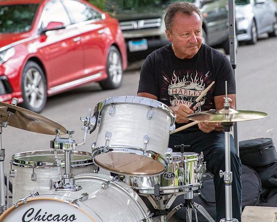 George Baumann | Smiley Tillmon Band