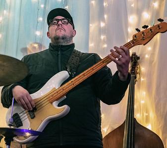 Unidentified Bass Player