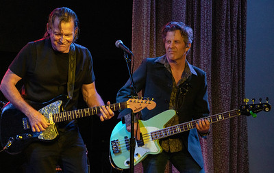 Tommy Castro  (l) and Randy McDonald | Tommy Castro and the Painkillers