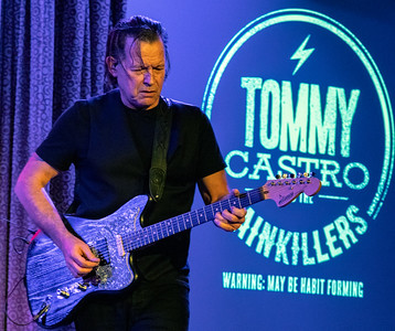 Tommy Castro  | Tommy Castro and the Painkillers