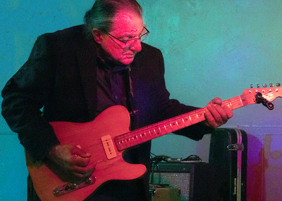 Victor Sandri | Vernon St. Blues Band