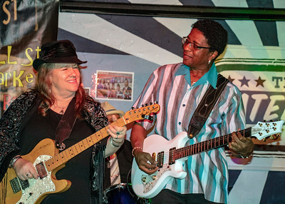 Low-reen with K-Jazz | Low-reen and the Maxwell St. Market Blues Band