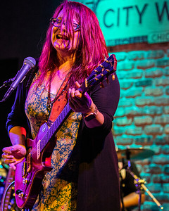 Carolyn Wonderland | John Mayall Blues Band