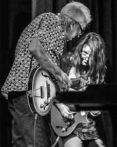 John Mayall and Carolyn Wonderland  | John Mayall Band
