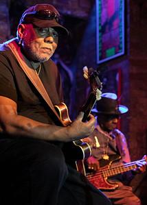 Carlos Johnson (Bob Stroger in background)