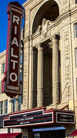 Ruben's Rialto Square Theatre, Joliet