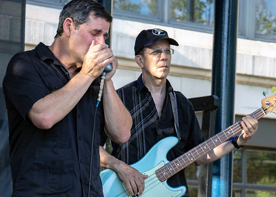 Ron Sorin (l) and Harlan Terson |  Blue Coast Band
