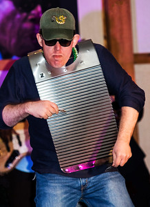 Shane the Washboard Man | Marty Sammon's Mardi Gras Fling, Harald Viking Lodge, Tinley Park