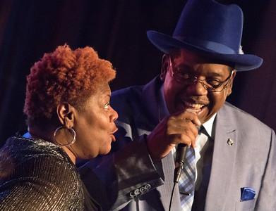 Katherine Davis and Oscar Wilson  | Barrelhouse Chuck Tribute, JAN 9, SPACE, Evanston