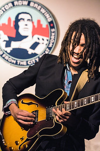 Michael Damani | Original Chicago Blues Allstars Jam, FEB 2, Motor Row Brewing