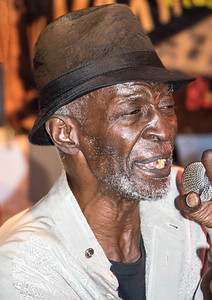 Singer for Mr. Rhythms band | Blues Jam with Low-reen & The Maxwell St. Market Blues BAND, FEB 15, The Water Hole