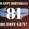Happy Birthday, Buddy!