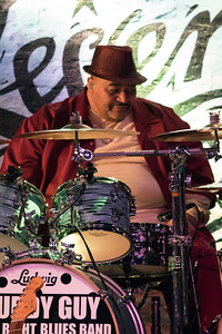 Tim Austin (Drummer, Buddy Guy)