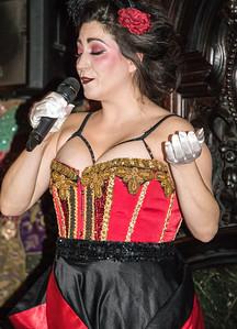 Mistress of Ceremonies Hot Tawdry