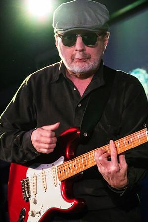 guitar, Curtis Salgado band
