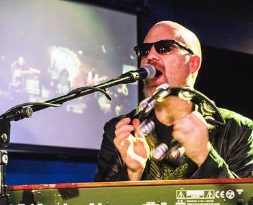 keys, Curtis Salgado band