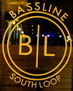 The Bassline logo