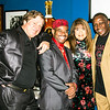 (l-r) Dave Weld, Lil' Ed Williams, Monica Myhre and Jeff Taylor