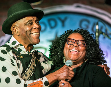 JAN 18 2018 @ Buddy Guy's Legends | Buddy and Carlise Guy