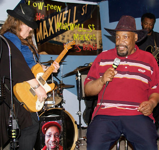 The Water Hole Blues Jam   March 2016