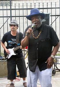 Polk St. Pub Blues Jam    July 2014