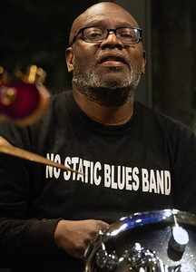Drummer, Mary Lane and the No Static Blues Band