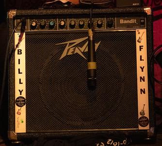 Billy Flynn's Amp