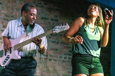 NuBlu Band featuring Carlise Guy | Orlando Wright and Kenyatta Gaines