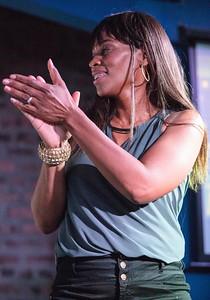 NuBlu Band featuring Carlise Guy | Kenyatta Gaines