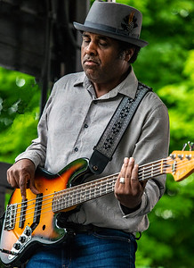 Bass (Terrance Simien and the Zydeco Experience) | Budweiser Crossroads Stage