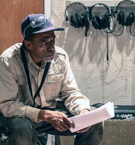 Hank Ford | Delmark Rehearsal for Blues Fest