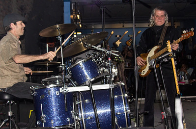 (l-r) xxxx and Dave Kaye | Steve Ditzell Band