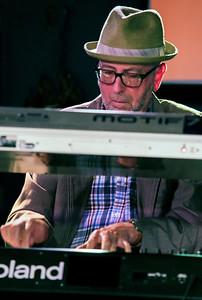 Keyboard player (Scott Nev Band)