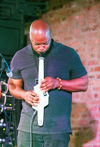 Sax player (Kenny Neal)