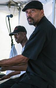 (l-r) Larry Taylor and Koolaid